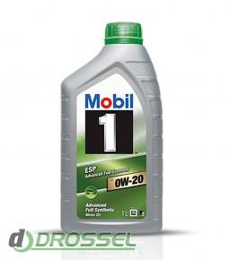 Моторное масло Mobil 1 ESP x2 0W-20_2