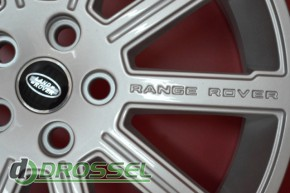 Диски Replica LR923 (для Land Rover) серебристые_3