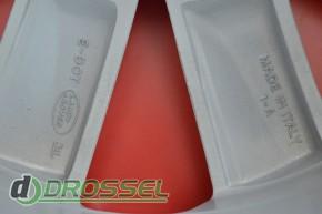 Диски Replica LR977 (для Land Rover) серебристые_3