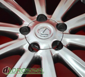 Диски Replica LX805 (для Lexus) насыщенные черные_3