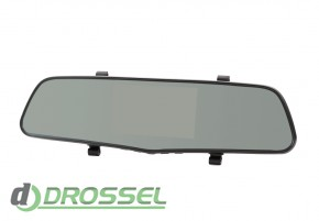 Зеркало заднего вида Phantom RM-43 DVR
