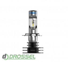 Комплект светодиодов Philips X-treme Ultinon 12901HPX2 (H4)_2