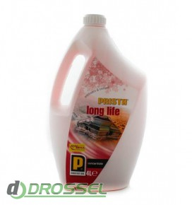 Антифриз Prista Antifreeze Long Life Concentrate_2