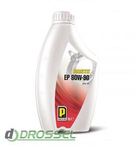 Минеральное трансмиссионное масло Prista EP 80W-90 GL-5