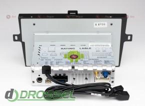 Ўтатна¤ магнитола RedPower 31063 IPS дл¤ Toyota Corolla_3
