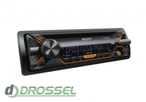 Автомагнитола Sony CDX-G3200UV (CDXG3200UV.EUR)_4
