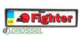 Fighter X-102 камера в армке номерного знака_1