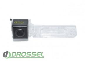 Камера заднего вида My Way MW-6095 для VW, Skoda
