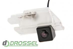 Камера заднего вида Fighter CS-HCCD+FM-89 для Citroen, Peugeot_2