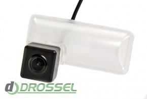 CS-HCCD+FM-91 Камера заднего вида для Subaru_1