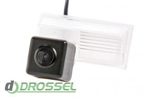 CS-HCCD+FM-96 Камера заднего вида для Geely SC3_1