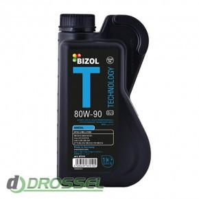 Минеральное трансмиссионное масло Bizol Technology Gear Oil GL5