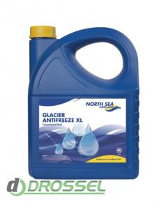 Антифриз North Sea Glacier Antifreeze  XL G11 (концентрат зелено