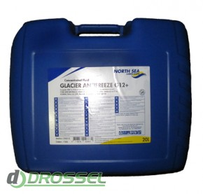 Антифриз North Sea Glacier Antifreeze XL G12+ (концентрат красно