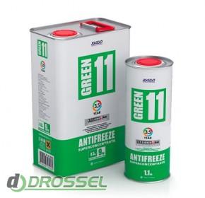 Антифриз  (Хадо) Xado Antifreeze Green 11