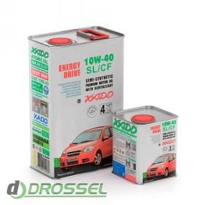 Моторное масло Xado (Хадо) Atomic Oil 10w-40 SL/CF_2