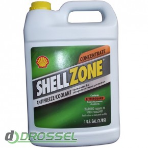 Антифриз Shell Shellzone Antifreeze