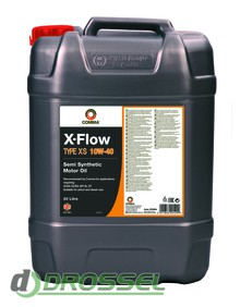 Моторное масло Comma X-Flow Type XS 10w40 20л