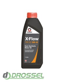 Моторное масло Comma X-Flow Type XS 10w40 1л