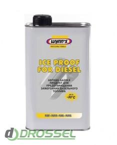 Антигель Wynn`s ice proof for diesel_4