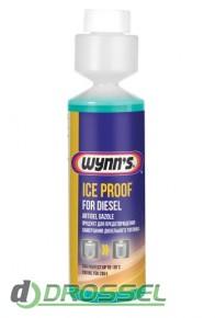 Антигель Wynn`s ice proof for diesel 22710 (250мл)