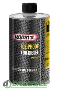 Антигель Wynn`s ice proof for diesel 22710 (250мл)_2