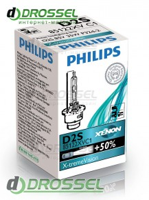 Philips D2S 85122XVC1