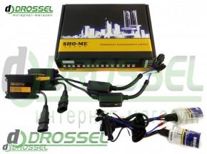 омплект ксенона Sho-Me Light Pro Slim H27 35¬т (3000K, 4300K, 5