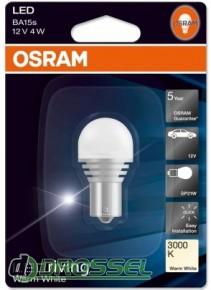 Osram OS 7556 WW 3000K P21W (BA15S)
