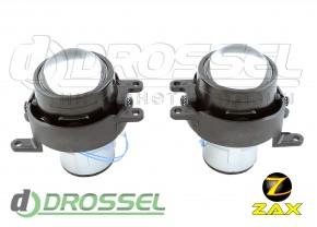 Биксеноновые линзы ПТФ Zax Bi-Fog Sp 001 Toyota (Avensis, Auris,