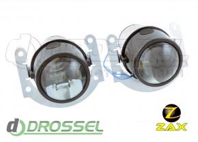 Zax Bi-Fog SP 015 Mitsubishi Lancer X (restyling), Ralliart, ASX