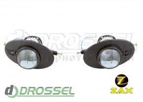 Штатные биксеноновые линзы ПТФ Zax Bi-Fog SP 017 Honda