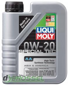 Liqui Moly Special Tec АА 0W-20 1л