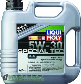 Liqui Moly Special Tec АА 5W-30 4л