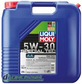 Liqui Moly Special Tec АА 5W-30 20л