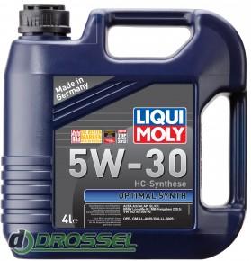 Liqui Moly Optimal Synth 5W-30 4л