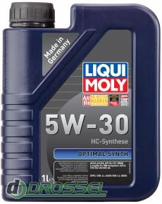Liqui Moly Optimal Synth 5W-30 1л
