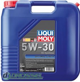 Liqui Moly Optimal Synth 5W-30 20л