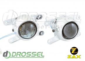 Штатные биксеноновые линзы ПТФ Zax Bi-Fog SP 003