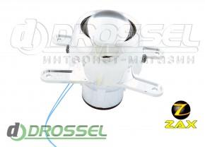 Штатные биксеноновые линзы ПТФ Zax Bi-Fog SP 003 Citroen C0; Mit