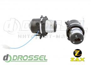 Штатные биксеноновые линзы ПТФ Zax Bi-Fog SP 007 Mazda 2,3, 323,