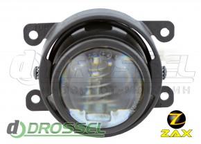 Штатные биксеноновые линзы ПТФ Zax Bi-Fog SP 002  Renault / Daci
