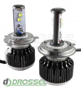 Светодиодная (LED) лампа Infolight G1.1 H4 40W