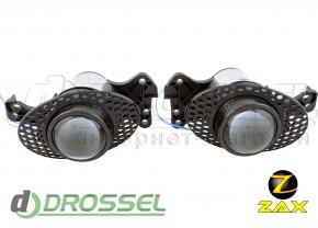 Штатные биксеноновые линзы ПТФ Zax Bi-Fog SP 009