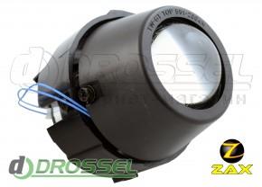 Штатные биксеноновые линзы ПТФ Zax Bi-Fog SP 011 Opel Vivaro; Re