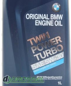BMW TwinPower Turbo Longlife-04 5w-30 Engine Oil 83212365949