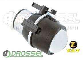 Штатные биксеноновые линзы ПТФ Zax Bi-Fog SP 018 Peugeot Partner