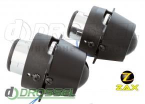 Штатные биксеноновые линзы ПТФ Zax Bi-Fog SP 014 Citroen C3 2010