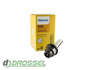 Philips D2S Vision 85122 VI C1_2