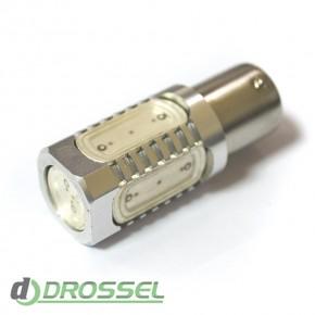 Светодиодная лампа LED S25 (P21W 1156 BA15S) HIGH POWER 5PCS 7.5